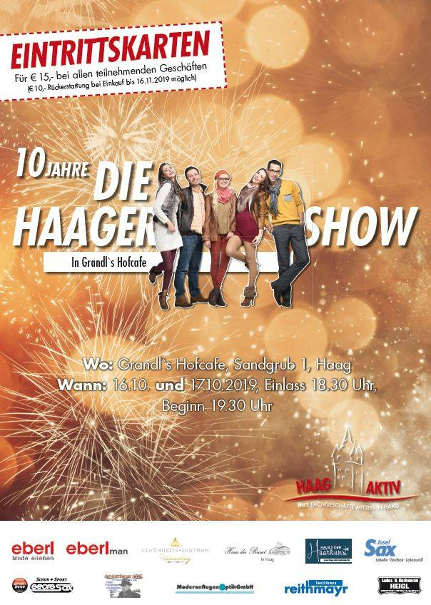 Haager Show 2019