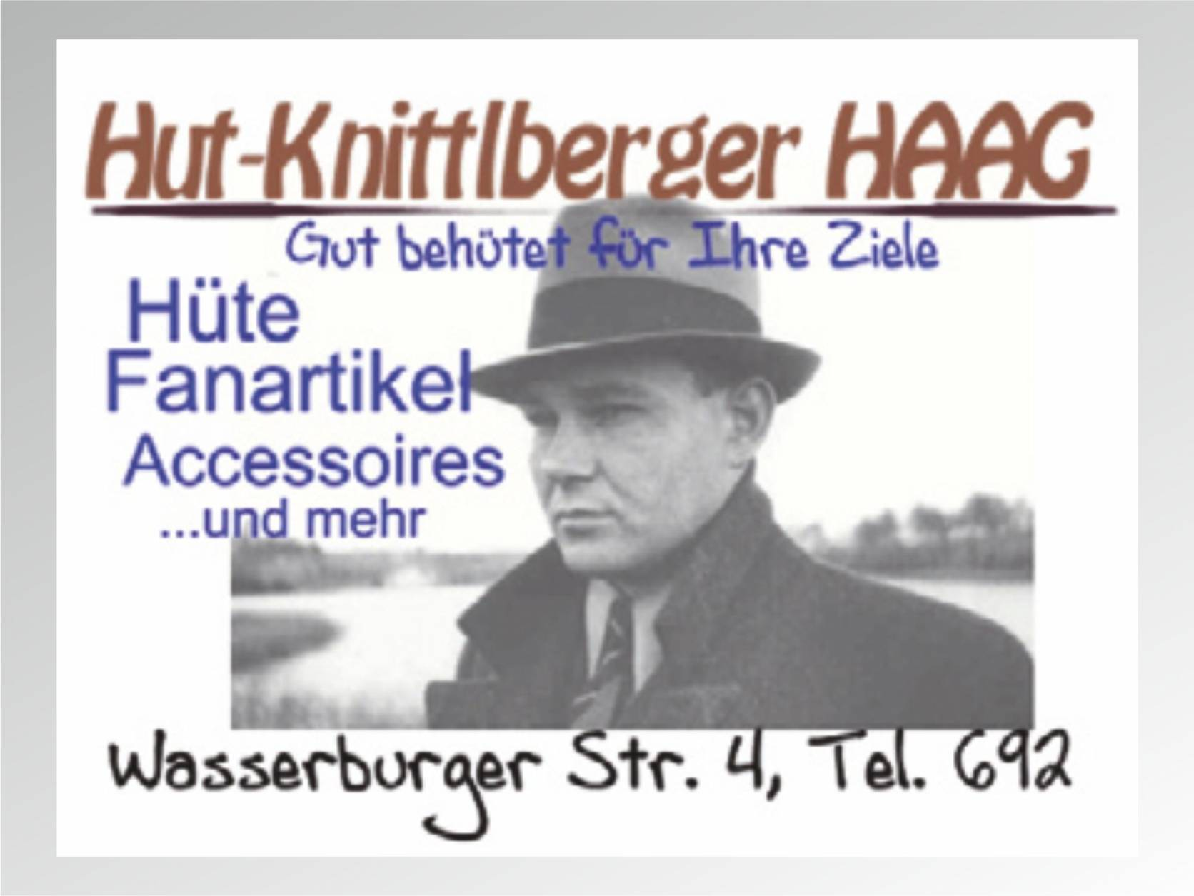 Hut Knittlberger